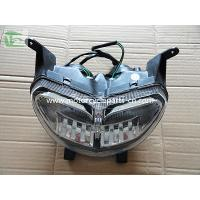 Wholesale Customized Piaggio Motorcycle HEADLIGHT ASSY for Typhoon 125 35W from china suppliers