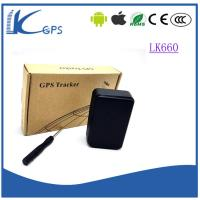 Wholesale manufacturer gps tracker with standby 3-5 years-----Black LK660 from china suppliers