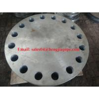 Wholesale 20'' CS BLIND FLANGES from china suppliers