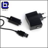 Wholesale USB Ego E-Cigarette Charger , 5V 500mAh E Cigarette Wall Charger from china suppliers