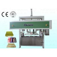 Wholesale Safe Fruit Paper Tray Making Machine Semi Automatic 1200Pcs / H from china suppliers