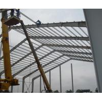 Wholesale Pre Painted Industrial Steel Structures Steel Frame Building Steel Structure Workshop from china suppliers