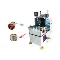 Wholesale Double side motor stator coil end lacing machine Middle size , CCC Certificate from china suppliers