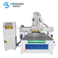 Wholesale Water Cooling Spindle Cnc Metal Engraver Cnc Machine Aluminum Cutting 4.5KW from china suppliers
