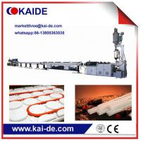 Wholesale plastic pipe extrusion machine for PERT Heating Tube Making China supplier from china suppliers