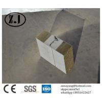 Quality Rockwool Sandwich panel for Wall for sale