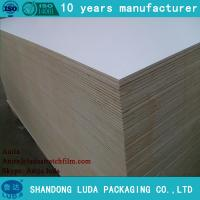 Wholesale Luda Natural Color Flat Grain Bamboo Plywood with 20mm thickness for India market from china suppliers