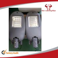 Wholesale 50W Univeral Used Aluminium  SMD LED Street Light Fixtures Philips LED and Inventronics driver from china suppliers