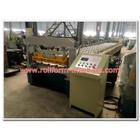 Wholesale Colored Flat Aluminium Panel Profiling Machine for Making Corrugated Metral Long Span Roofing Sheets from china suppliers