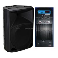 """Wholesale 8"""" 10"""" 12"""" 15"""" 18"""" Plastic Cabinet Speaker , Pro Subwoofer Speaker from china suppliers"""