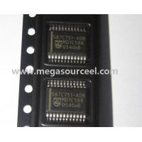 Wholesale S87C751-4DB -  Semiconductors - 80C51 8-bit microcontroller family 2K/64 OTP/ROM, I2C, low pin count from china suppliers