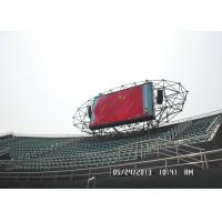 Wholesale Waterproof Static Advertising LED Ribbon Board 16mm Stadium Led Screens from china suppliers