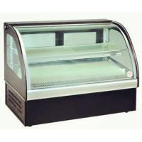 Wholesale Commercial Freezer Food Showcase Refrigerator Anti - Fogging Function For Cafe from china suppliers