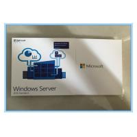 Wholesale MS Windows Server 2016Standard SKU P73-07113 10 CLT Full Sealed Retail Box from china suppliers