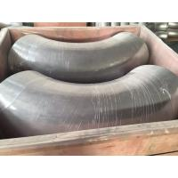 Quality Petroleum Ss Pipe Fittings , OD 1 / 2 - 48 Inch Stainless Steel Tube Weld Fittings for sale