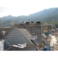 Buy cheap Corrugated Bitumen Roofing Tile / Corrugated Bituminous Roofing Sheet from wholesalers