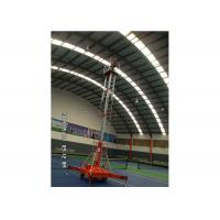 Wholesale Simple Self Propelled Elevating Work Platforms 1 - 20 m Lift Height For Installation from china suppliers