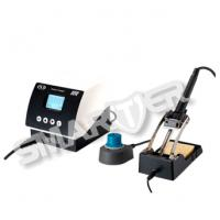 Buy cheap 160W Automatic Temperature Controlled Digital Soldering Station With Sleeping Sensor from wholesalers