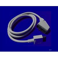 gray scart cable