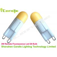 Wholesale Energy Efficient G9 Led Bulb Pendant Lamp 2w Epistar 120lm 180lm , Long Lasting from china suppliers
