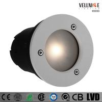 Wholesale 7W IP55 Outdoor LED Step Lights Round Shape Edison Chip Aluminum Alloy Molded Die-Casting from china suppliers