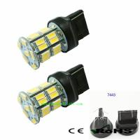 Wholesale AUTO DC12V Super Bright t20 30smd 5630LED Low Beam Fog Driving Samsung LED Light Bulbs from china suppliers