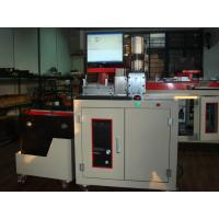 Buy cheap CNC Notching And Cutting Machine Accessory To Auto Bending Machine For Die - Board Makers from wholesalers