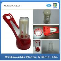 Wholesale Custom Electronic Plastic Parts Flashlight / LED Torch Light Plastic Injection Mold from china suppliers