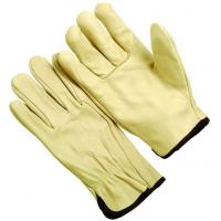 Wholesale Insulated warm wing thumb cow grain Leather Driving Glove men DRCAW from china suppliers