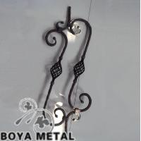 Wholesale Decorative Wrought Iron Railings for Fence and Stair from china suppliers