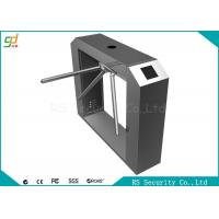 Wholesale Fingerprint Waist Height Turnstiles Access Controllers Tripod Turnstile Gate from china suppliers