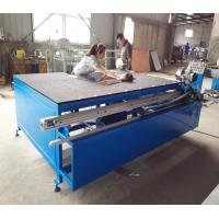 Wholesale Double Heads Horizontal Low-E Glass Edge Deleting Machine from china suppliers