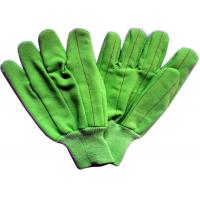China Dyed Color Hot Mill Gloves , Heat Insulated Gloves Attractive Appearance on sale