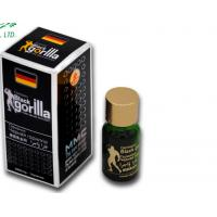 Wholesale Black Gorilla Powerful Sex Enhancement Pills , Effective Sexual Enhancement Products from china suppliers