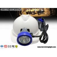 Wholesale Mining emergency Mining Cap Lights , mining helmet light with 1*18650 6.6Ah li-ion battery from china suppliers