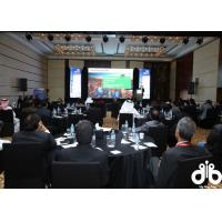 Buy cheap Slim Full Color LED Display , Stage LED Display Indoor Large LED Screen from wholesalers