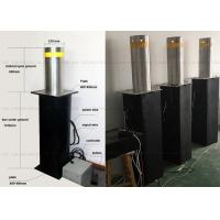 Wholesale Full Automatic Steel Rising Removable Bollards Systems For Building Security from china suppliers