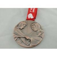 Wholesale Asian Judo Kata 2013 Ribbon Medals Copper Plating Full 3d For Gift from china suppliers