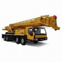 Wholesale XCMG Truck Crane with 50T Maximum Rated Lifting Capacity and Comfortable Full-width Driver's Cab from china suppliers