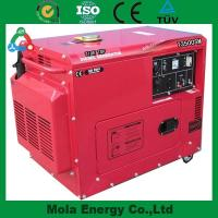 Wholesale High  efficiency Low consumption New type Portable  6kva Generator from china suppliers