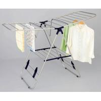 Wholesale Portable Baby Clothing Butterfly Clothes Drying Rack Collapsible with Steel Pipe from china suppliers