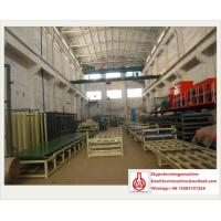 Wholesale EPS Sandwich Panel Production Line , 3 - 15mm Thickness Sandwich Panel Machine from china suppliers