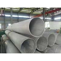 Wholesale 830MM Heavy Wall Stainless Steel Seamless Pipe For Oil , Gas Transportation from china suppliers