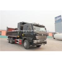 Wholesale 20m³ Dumper Bucket Capacity Dump Truck Produced By SINOTRUK HOWO A7 Brand from china suppliers