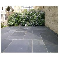 Quality Chinese Black Slate Walkway Pavers Paving Stone Patio Stones Slate Stone for Driveway for sale