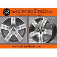 Wholesale 16 inch 17 inch Japanese Racing Wheels Hyper Silver Replica Aluminum Alloy  For Forester from china suppliers