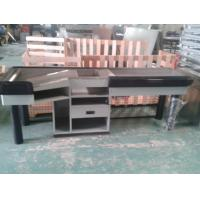 Wholesale Electric Retail Store Checkout Counters Cash Register Desk Disassembled from china suppliers