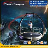 Wholesale Black Theme Park Dynamic Walker Virtual World Simulator With Dynamic Effects from china suppliers