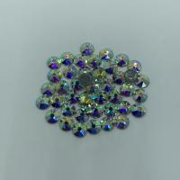 Wholesale Korean Hotfix Ss20 Rhinestones / Bling Rhinestone In Bulk 16 Facets from china suppliers