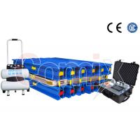Wholesale Aluminium Alloy Conveyor Belt Vulcanizer 36 Inch Water Cooling 100 PSI Pressure from china suppliers